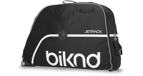 Biknd Jetpack Pokrowiec na rower czarny